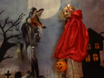 Fairy Tale Marionettes image