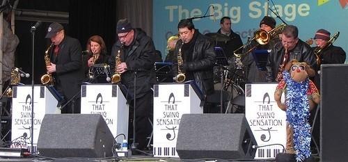 Jon Ritchie &  That Swing Sensation - Big Band / Orchestra