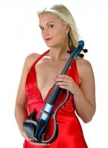Suzie G - Violinist