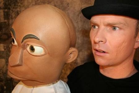 Conrad Koch - Ventriloquist