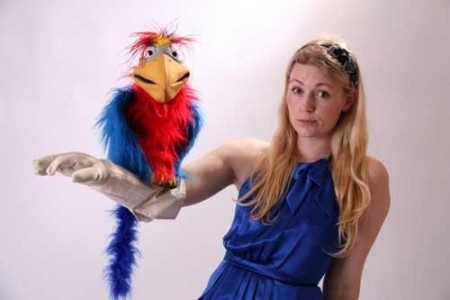 Sarah Jones - Ventriloquist