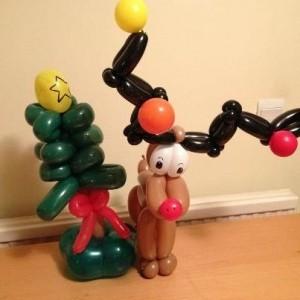 Magic Martin & Auntie Jo Jo - Balloon Modeller