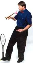 Dale Jones - Juggler