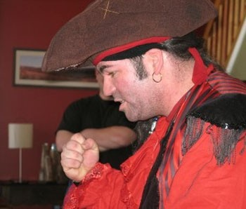 Marc Schack aka Captain Silly Bones of Pirate Magic! image