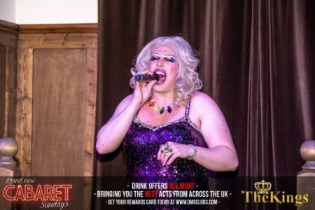 Miss Bon Qui Qui D'lite - Drag Queen Act