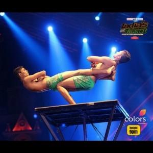 Kishan and prasad. Extreme acrobats(brothers) - Acrobalance / Adagio / Hand to Hand Act