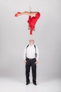 Me&Mrs.Jones  - Acrobalance / Adagio / Hand to Hand Act