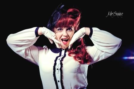 Emma Ruth (Miss Em - Vintage singer) - Female Singer