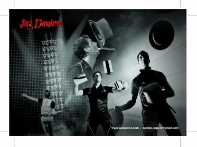 Jaz Danion - Juggler