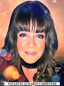 Paulette-The Great Impression - Female Singer