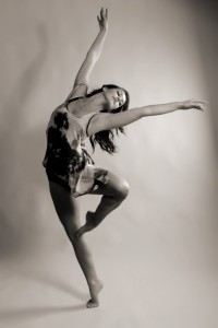 Louise Whiles - Female Dancer