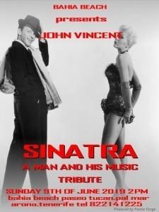 John Vincent - Frank Sinatra Tribute Act