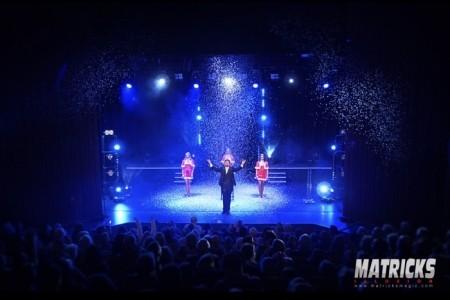 Matricks Illusion  - Stage Illusionist