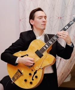 Oleg Maximov Guitar Player - Electric Guitarist