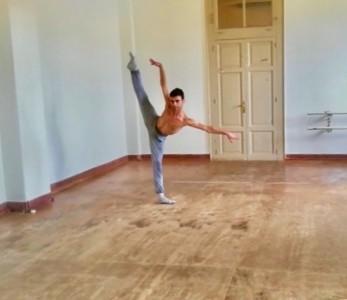 Alessio Castrigiano  - Male Dancer