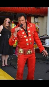 Joe Marcel Elvis Rocks Show & Full band - Elvis Impersonator