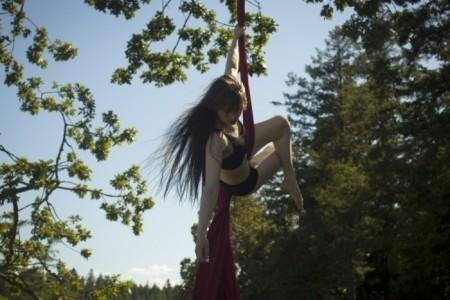 Hannah Anderson (Faerialist) - Aerialist / Acrobat