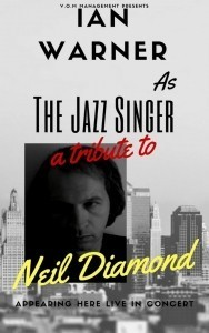 ian  - Neil Diamond Tribute Act