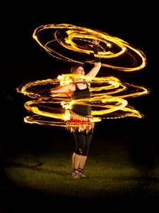 Fire Show Extravaganza!  - Fire Performer