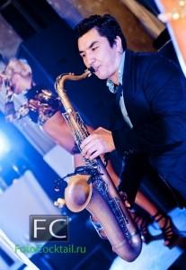 Dani Yard - Saxophonist