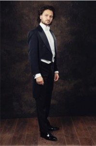 OPERA TENOR in LONDON VASILI KARPIAK - Opera Singer