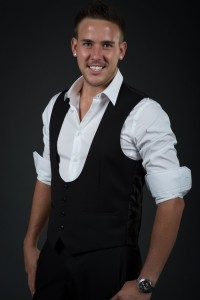 Thomas james - Male Singer