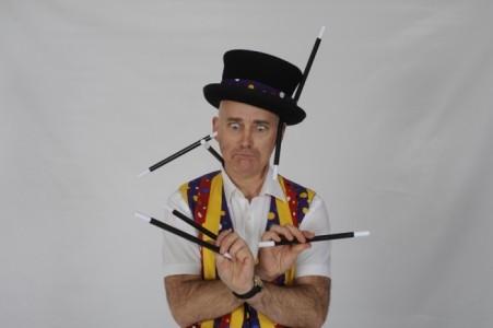 Smartie Artie - Clown