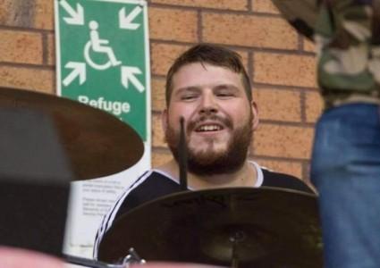 Sean Calderbank  - Drummer
