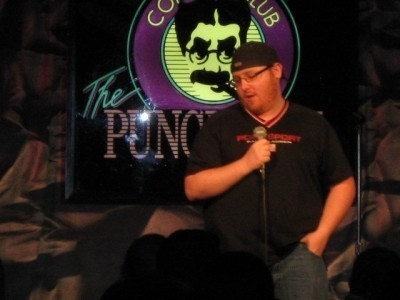 Vinny Bucci  - Adult Stand Up Comedian