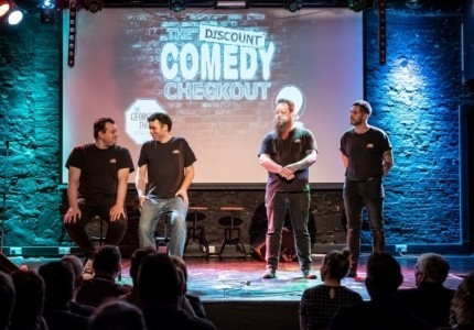 THE DISCOUNT COMEDY CHECKOUT - Other Comedy Act