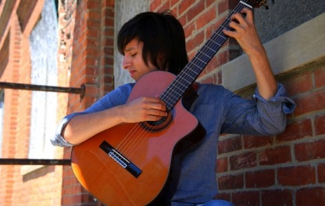 Edwin Culver - Classical Guitarist - Classical / Spanish Guitarist