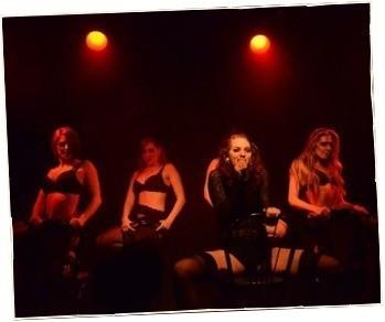 Speakeasy Moderne - Song & Dance Act