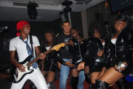 Dabyna  - Rock Band