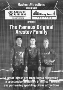 Aristov & Company The Family Variety Circus Show - Other Speciality Act