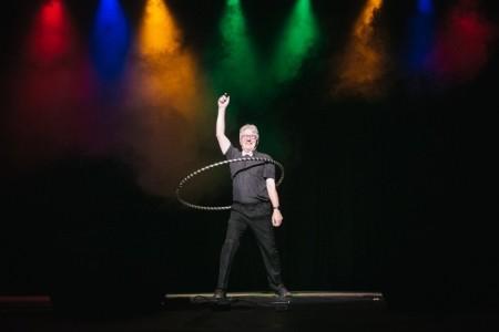 Hoop Guy - Hula Hoop Performer