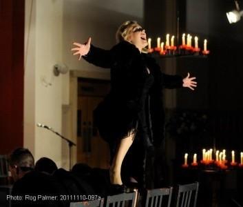 Shannon Searle - Female Dancer