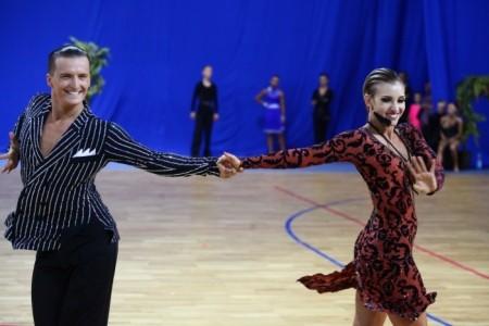 Yurii Zhyltsov - Ballroom Dancer