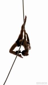 Silvia Dopazo Hilario - Aerialist / Acrobat