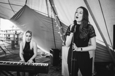 Chelsie & Nicole- Piano and Vocal Duo  - Duo