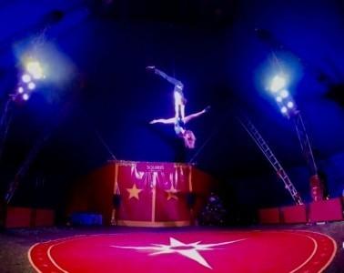 Rachel Ann Conner  - Aerialist / Acrobat