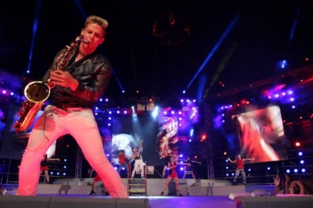 Luke Stafford - Saxophonist