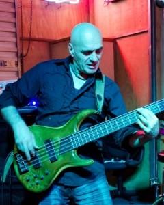 Carlo Cansella - Bass Guitarist