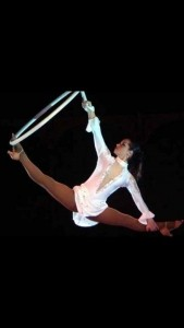 Aerial and floor Contortionist Specialty Act - Contortionist