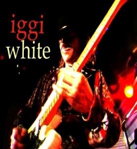 Iggi White - Electric Guitarist