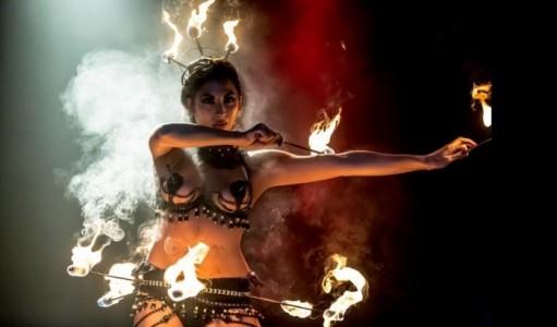 Aurora starr - Fire Performer