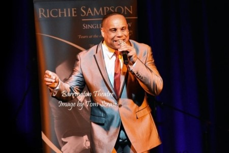 Richie Sampson - Male Singer