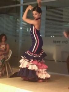 Beatriz Rodriguez - Flamenco Dancer