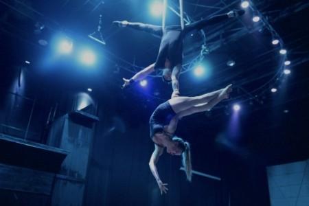 Mariia Tanitsoi - Aerialist / Acrobat