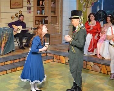Ginny Weant - Opera Singer