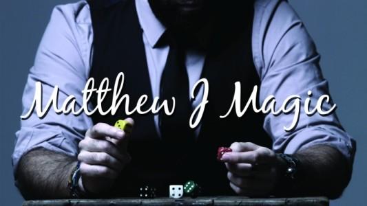 Matthew J Magic & Variety Arts - Close-up Magician
